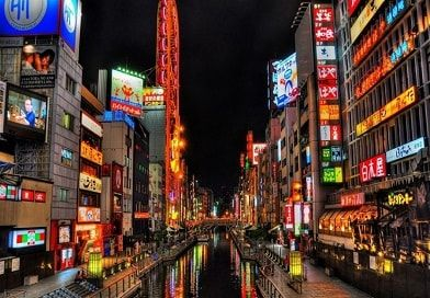 Hooking up in tokyo