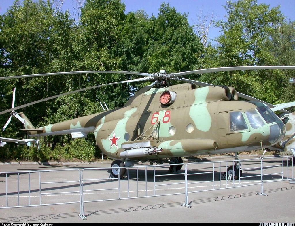Mil Mi-8...