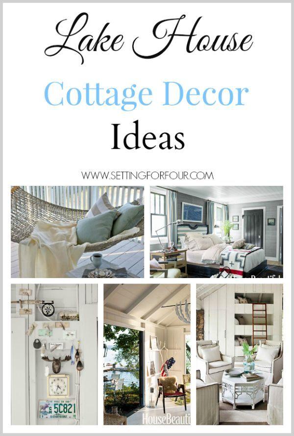 Lake House Cottage Decor | Pinterest | Define lake, Lakes and Patterns