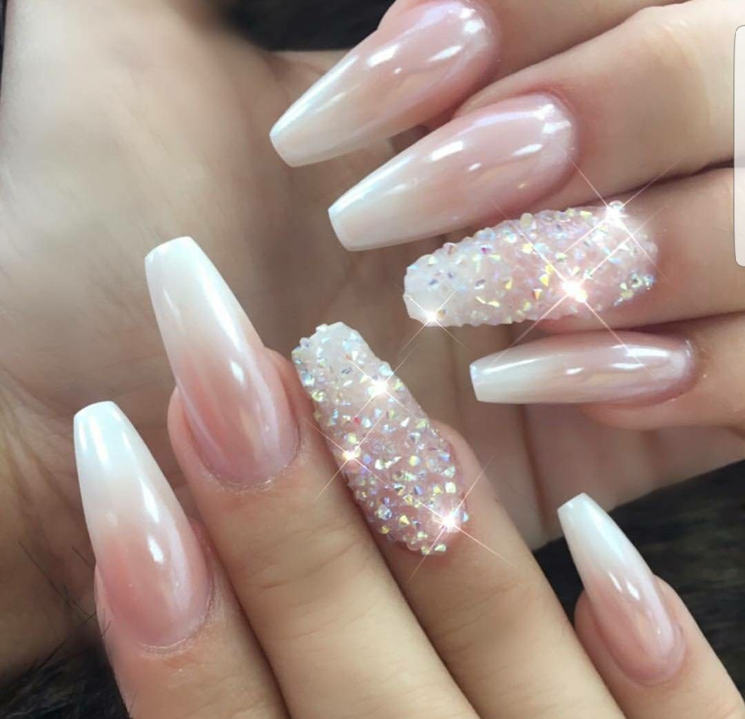 Pin by Claudia Solis on manicure ideas | Pinterest | Nail inspo ...