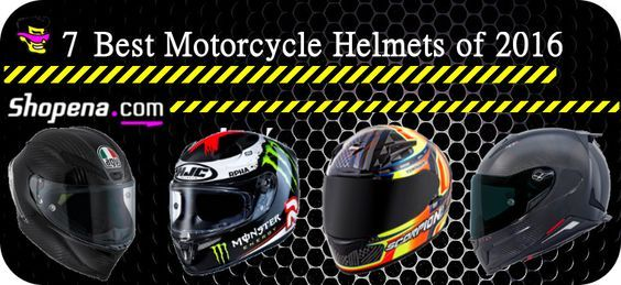 The Motorcycle Racing Helmet dates back about 100 years. Since then companies around the globe have spent millions researching, designing, and perfecting the perfect lid to keep your head safe in the event of a crash. Trying to distinguish which helmet is the best bang-for-your-buck is especially difficult due to the amount of helmets on the market. Check out our list of the 7 best motorcycle racing helmets for 2016.