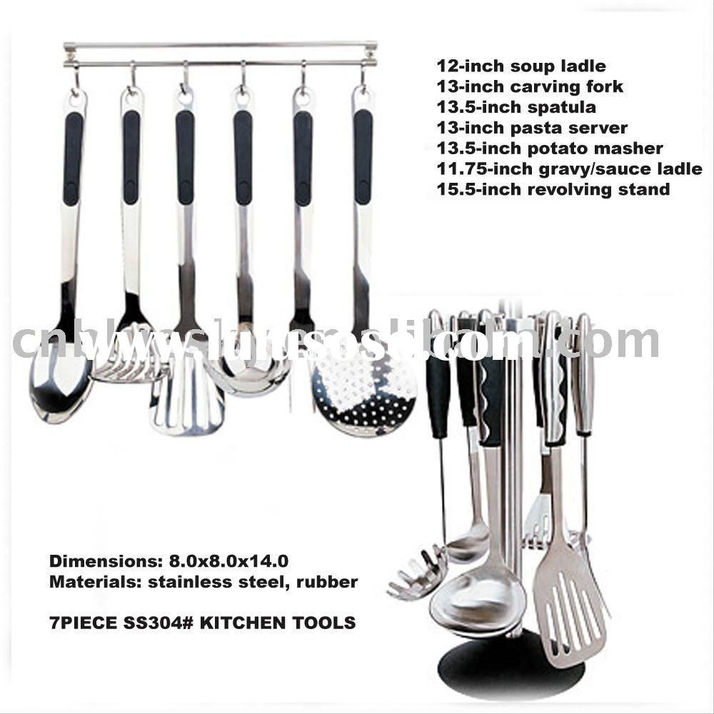 Kitchen equipment and their uses - 10 Kitchen Utensils And Their Uses