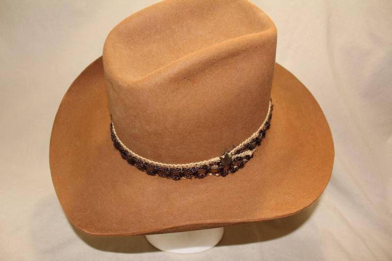 Vintage Brown Biltmore Silver Buckle Fur Felt Western Hat 4x Etsy Vintage Brown Western Hats Buckle