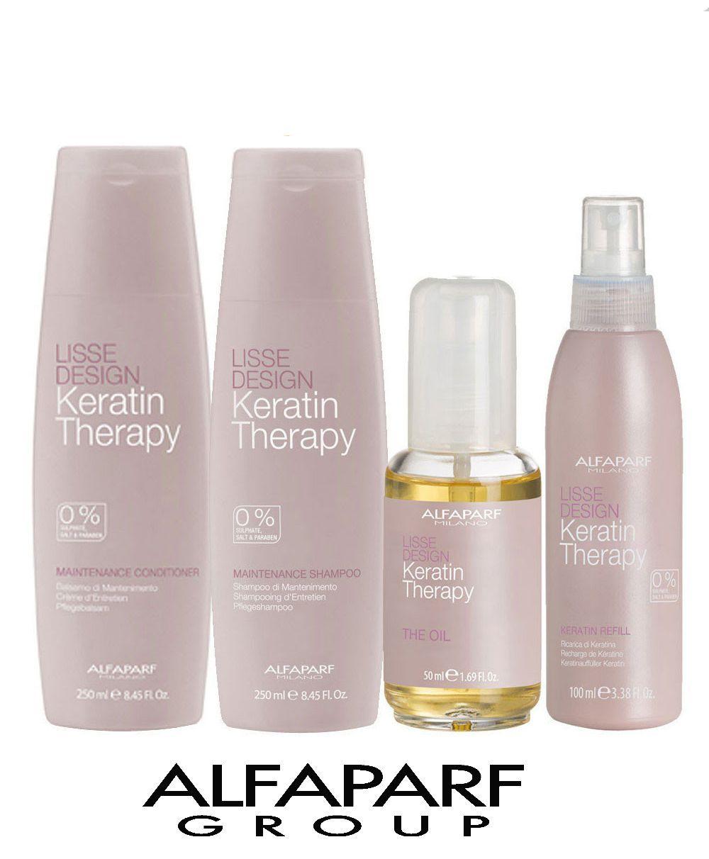 Lisse Design Keratin Therapy Mantenimiento Tratamiento De