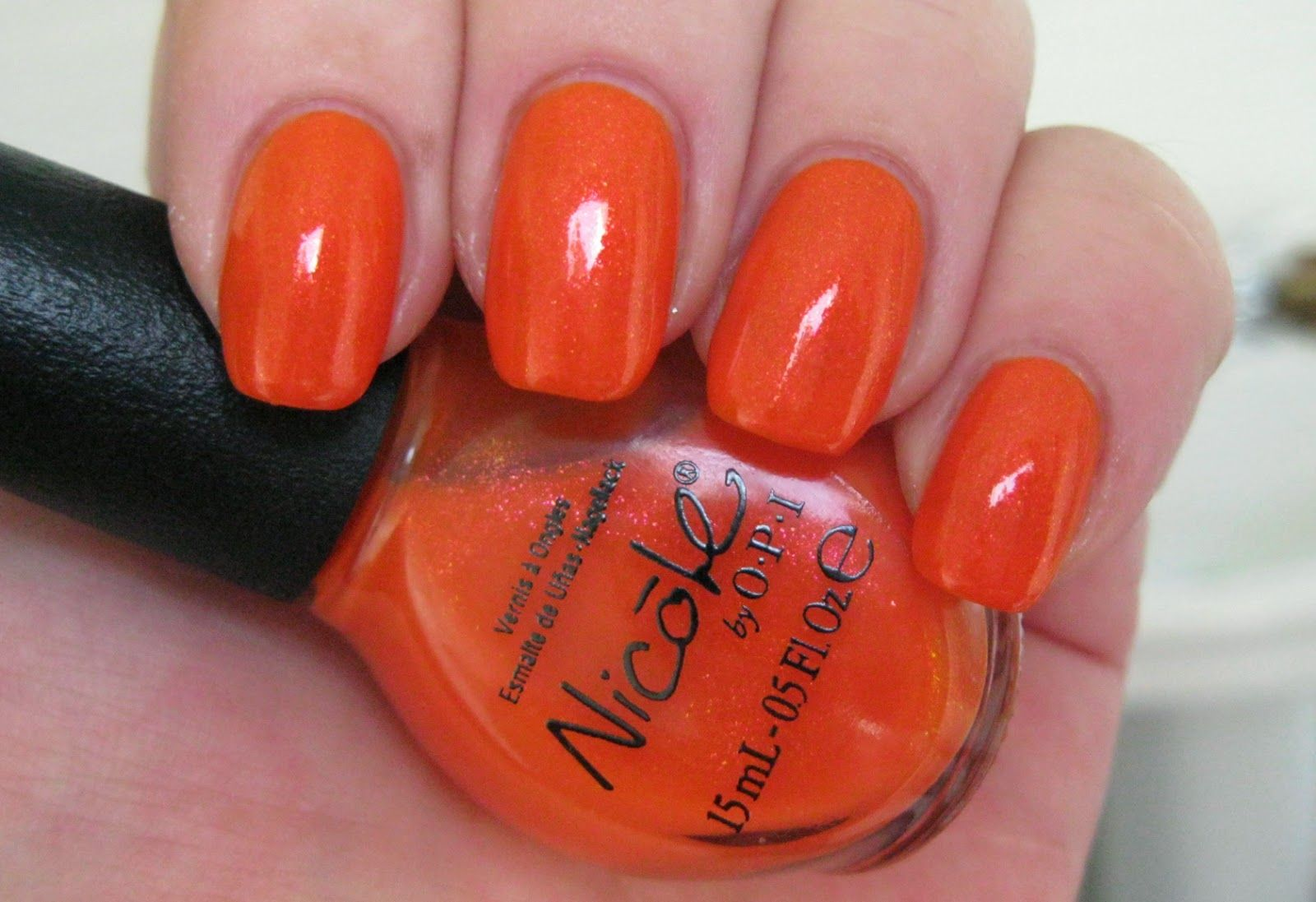 Nicole by OPI Fresh Squeezed | My Polish Collection | Pinterest ...