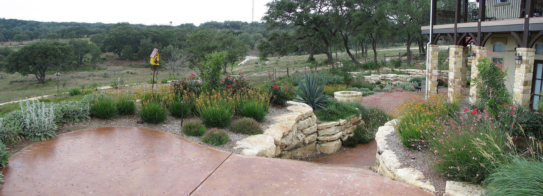 a premier residential landscape design and installation service