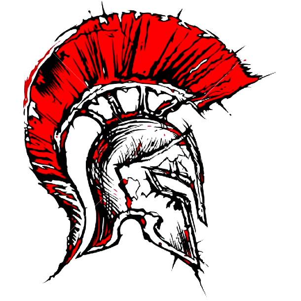 Nice Red Spartan Helmet That Symbolizes Militancy Color Red Tags Creative Nice Spartan Helmet Spartan Helmet Tattoo R Tattoo