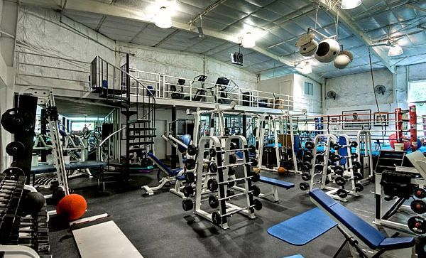 Mark Wahlberg Gym Google Search Fitness At Home Gym