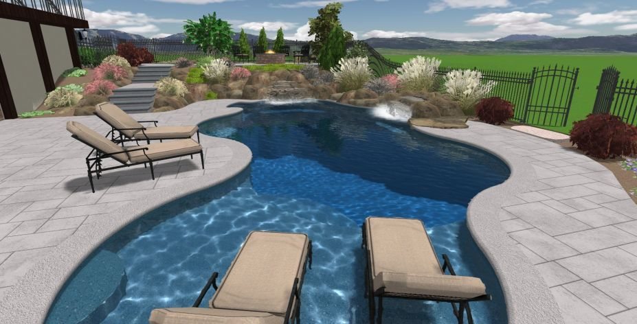 Decoration Fancy Small Swimming Pool Small Inground Pools Cost Endless Pool Interior Exte Garden Swimming Pool Pool Designs Small Inground Swimming Pools