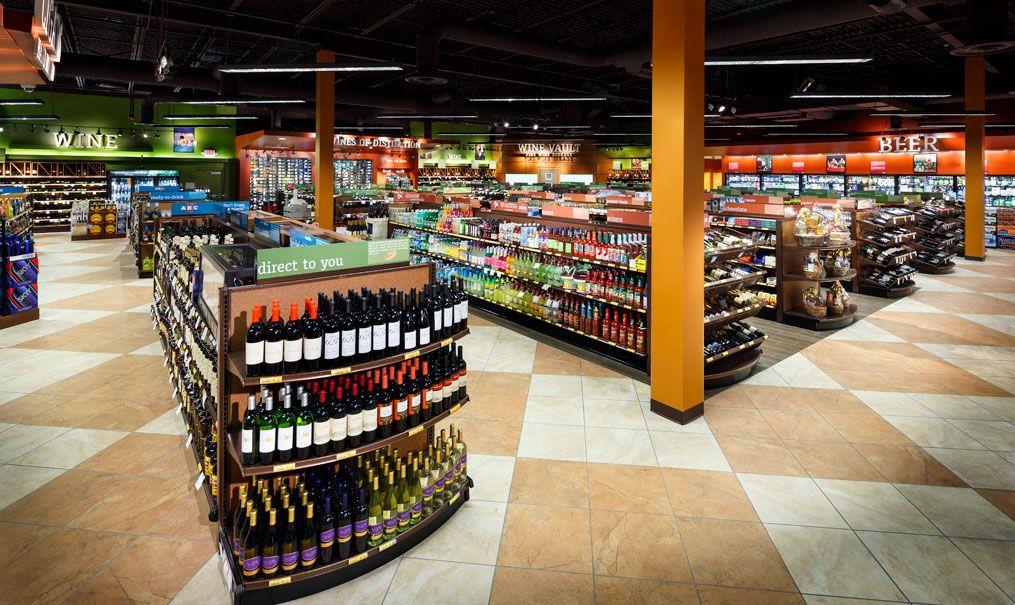 pin by vale v on retail pinterest supermercado supermarket and vinos. Black Bedroom Furniture Sets. Home Design Ideas