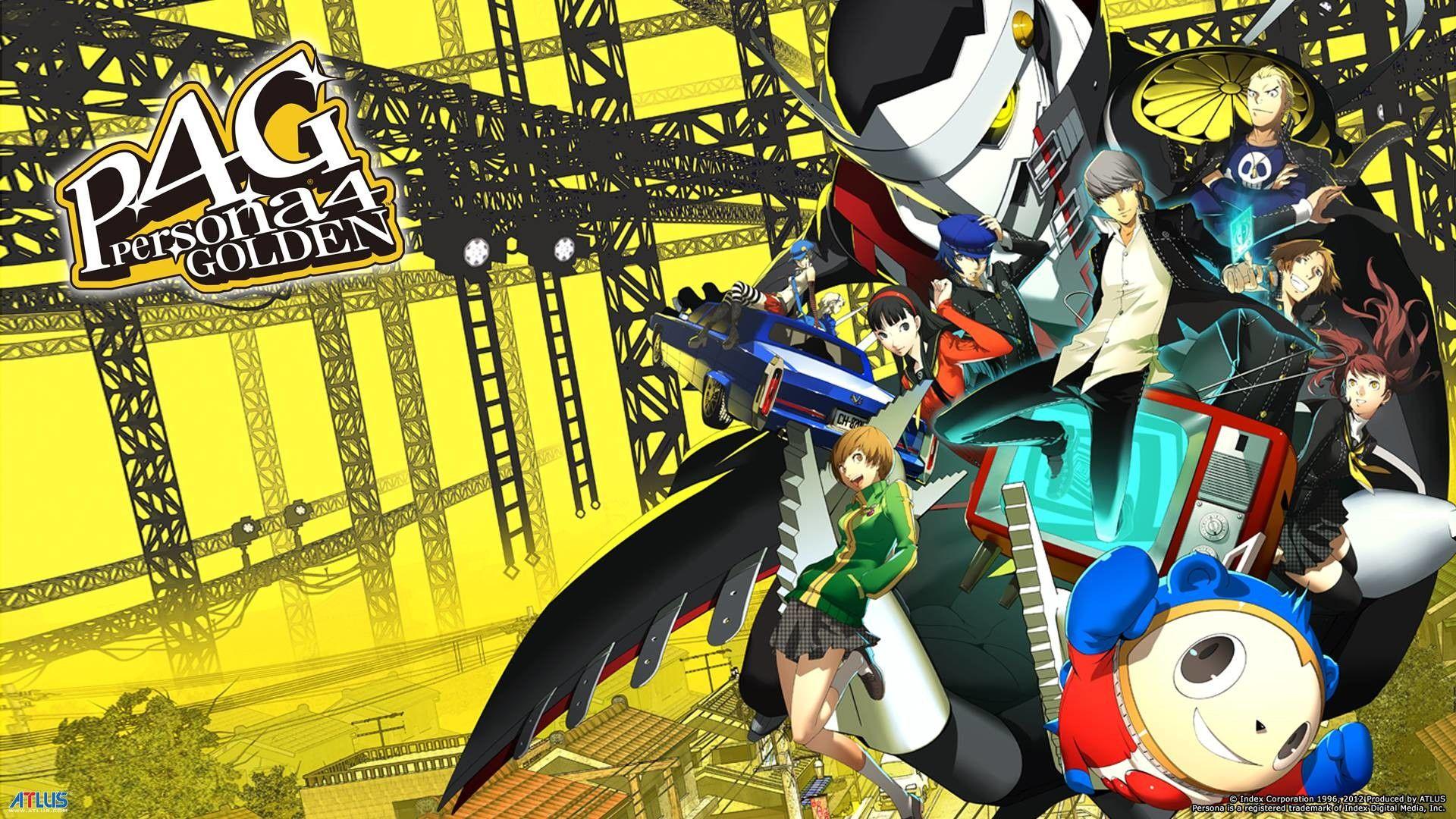 New Persona 4 Hd Wallpaper 1920x1080 For Mac Persona 4