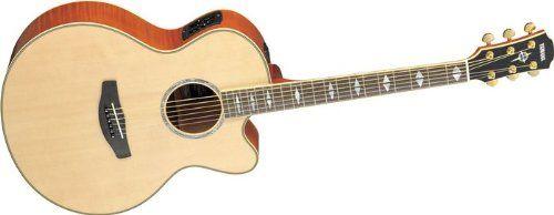 Yamaha Guitars Yamaha Cpx1000 Acoustic Electric Guitar Natural Yamaha Guitar Yamaha Acoustic Guitar Guitar