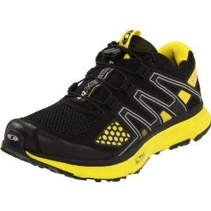 Salomon XR Mission Mens Trail Running sneakers / Shoes - Black :Disclosure :Affiliate Link