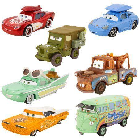 Cars Road Trip Diecast Assortment