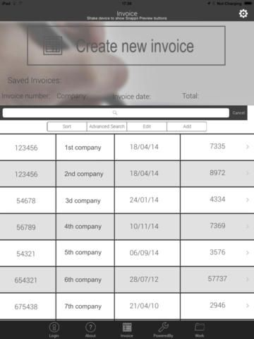 Invoice managers! It is a must-have app to easily create custom - creat invoice