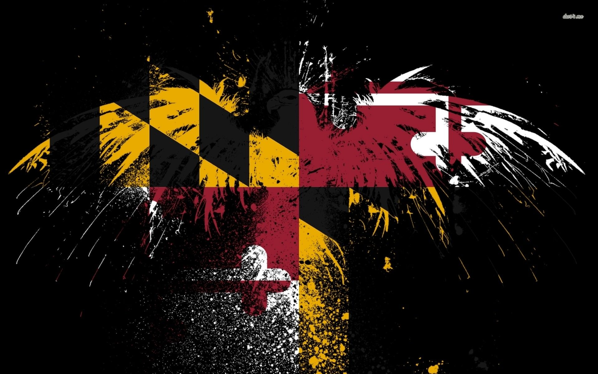 1920x1200 Flag Of Maryland Wallpaper Artistic Wallpapers 40448 Best Background Images Artistic Wallpaper Cool Backgrounds