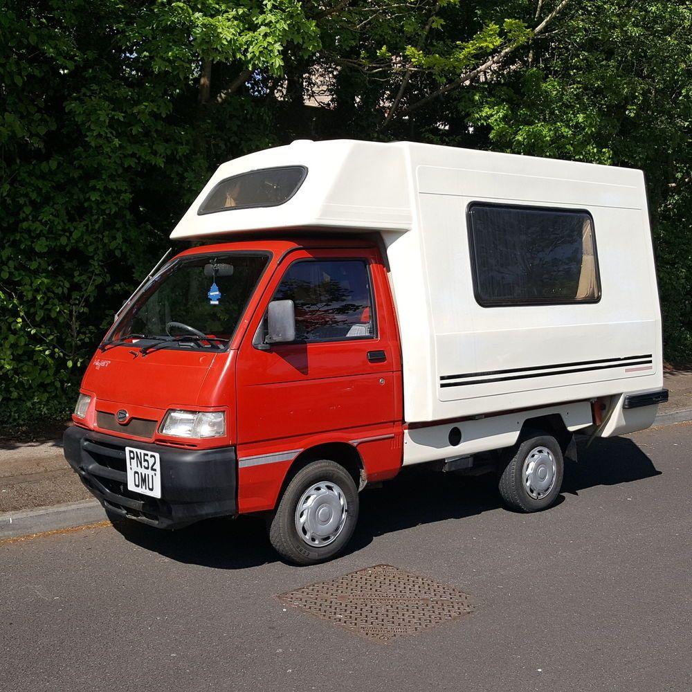 Daihatsu Hijet Romahome Motorhome Campervan Like Bedford Bambi