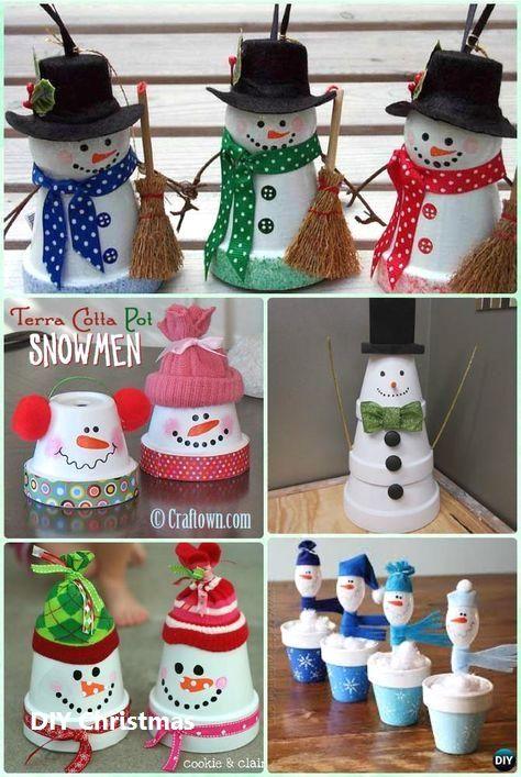 Trend 2019 Weihnachten.New Diy Christmas 2019 Trends Christmasdiy Craft Ideas Snowman