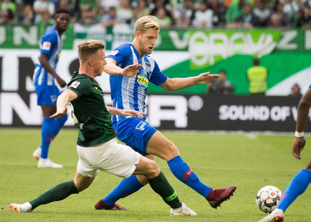 Manchester United and Arsenal scouting Arne Maier