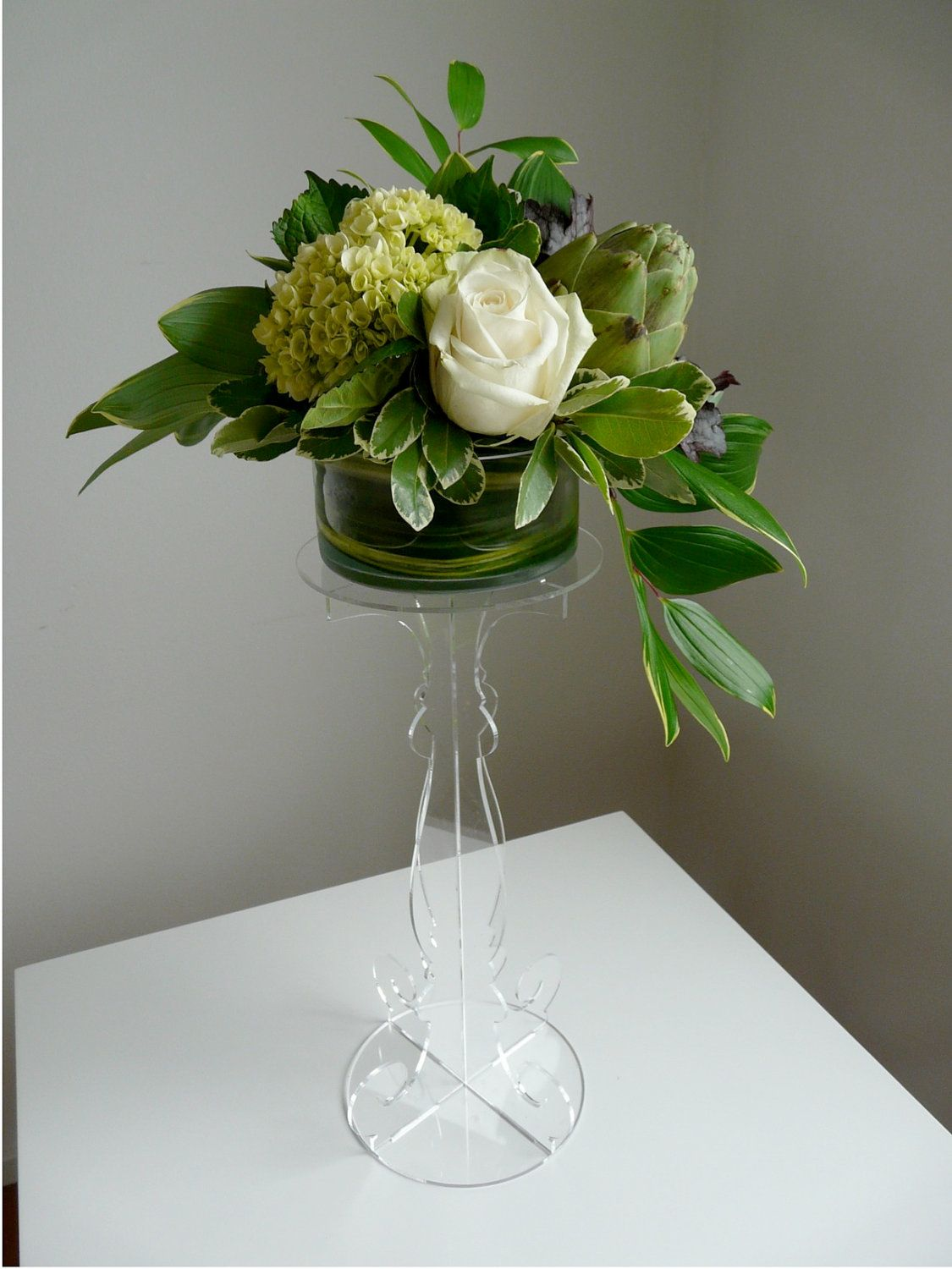 Laser cut acrylic flower stand flower stands nice flower and flower nice flower stand izmirmasajfo