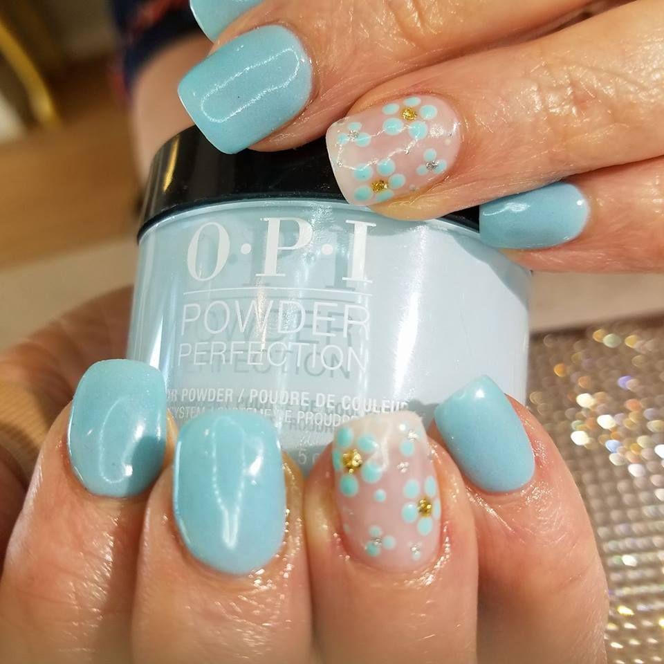 Dip powder by Anna #nailsalon #salon #bellanailbar #nails ...