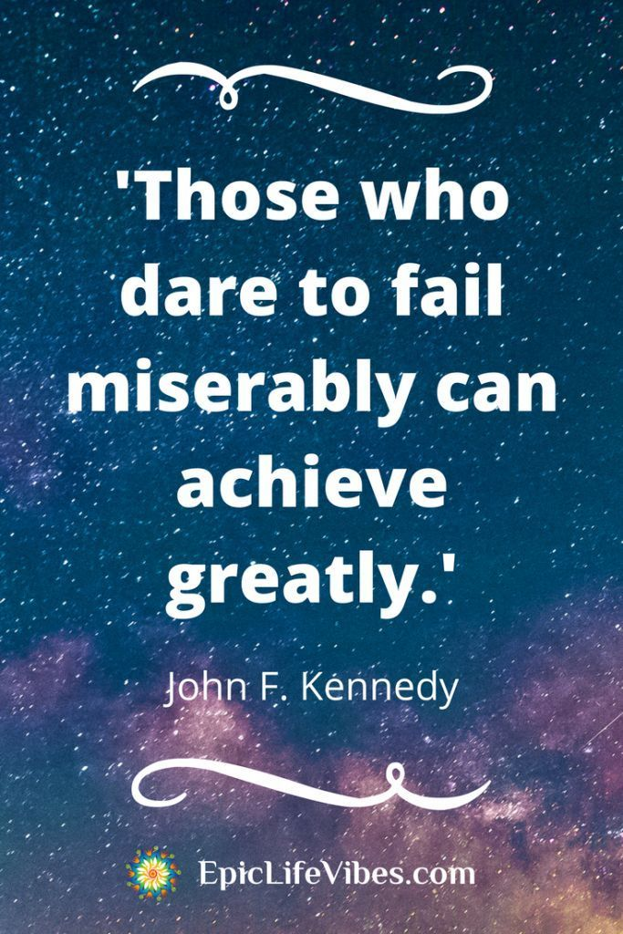 60 Awesome Success Principles In The Immortal Words Of JFK JFK Inspiration Motivated Thought For Success