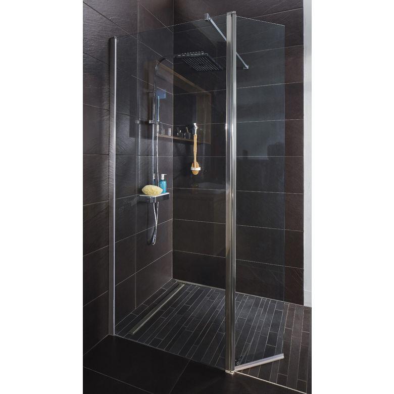 paroi de douche retour pivotant line  paroi de douche