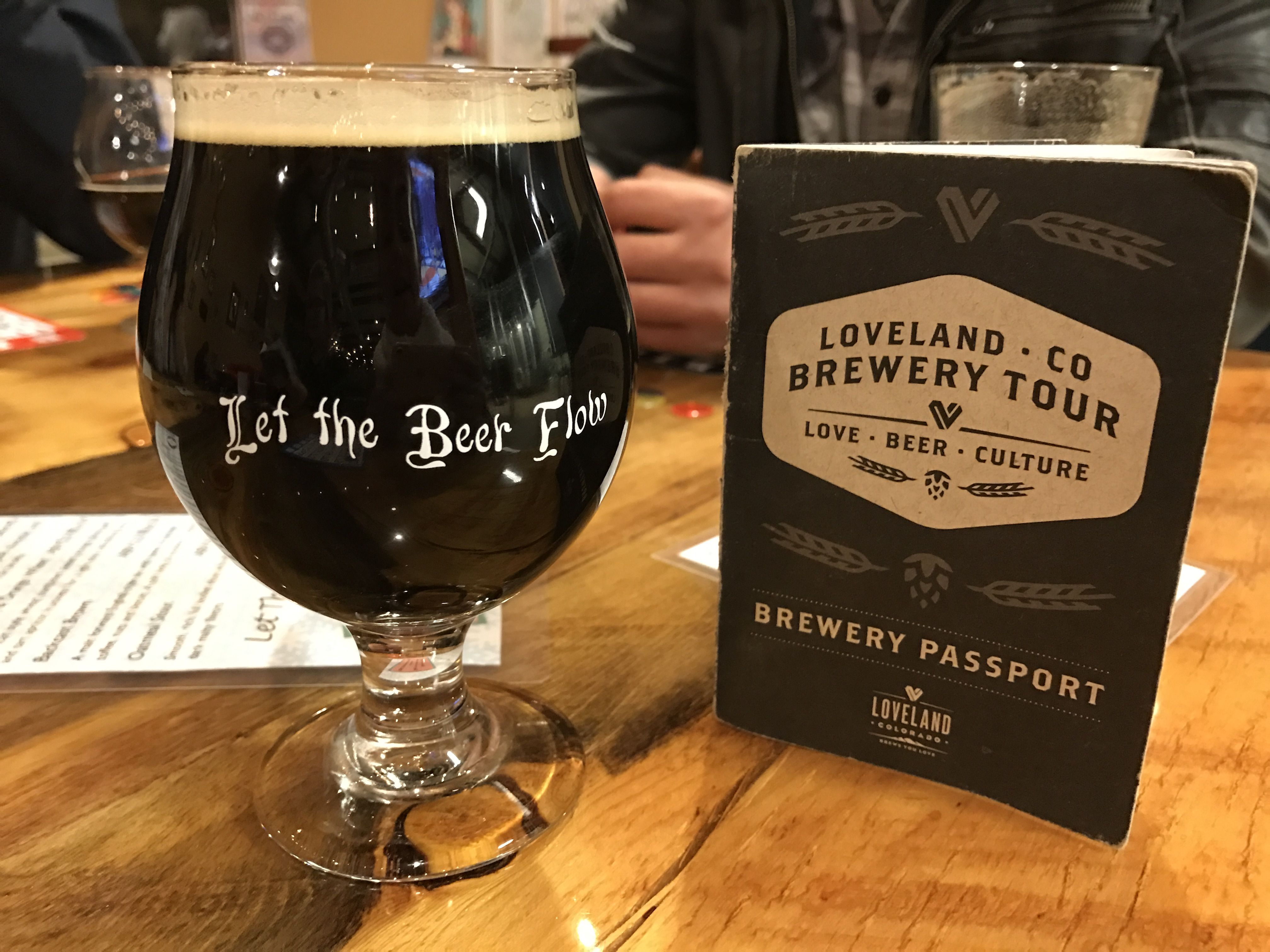 Let The Beer Flow With The Loveland Brewery Passport Program Brewery Guide Brewery Brewery Tours