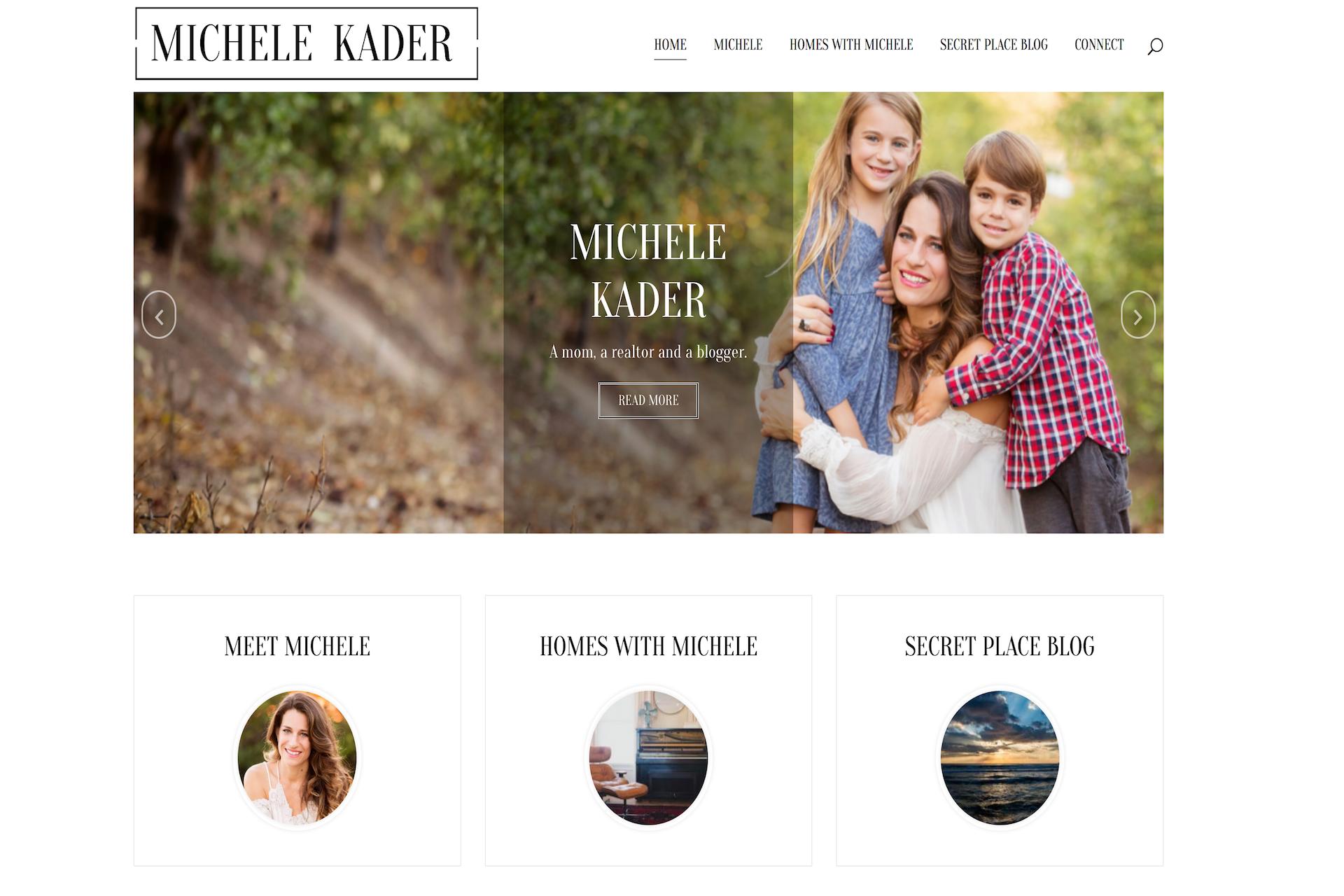 Michele Kader Mcwilliams Media Web Design Broken Arrow Amp Tulsa Michele Media Web Website Design