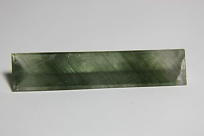 Rutilated Quartz 181099: Actinolite Quartz Green Needles 18Ct 42X9mm ,Bergkristall Mit Rutil Grun BUY IT NOW ONLY: $79.99