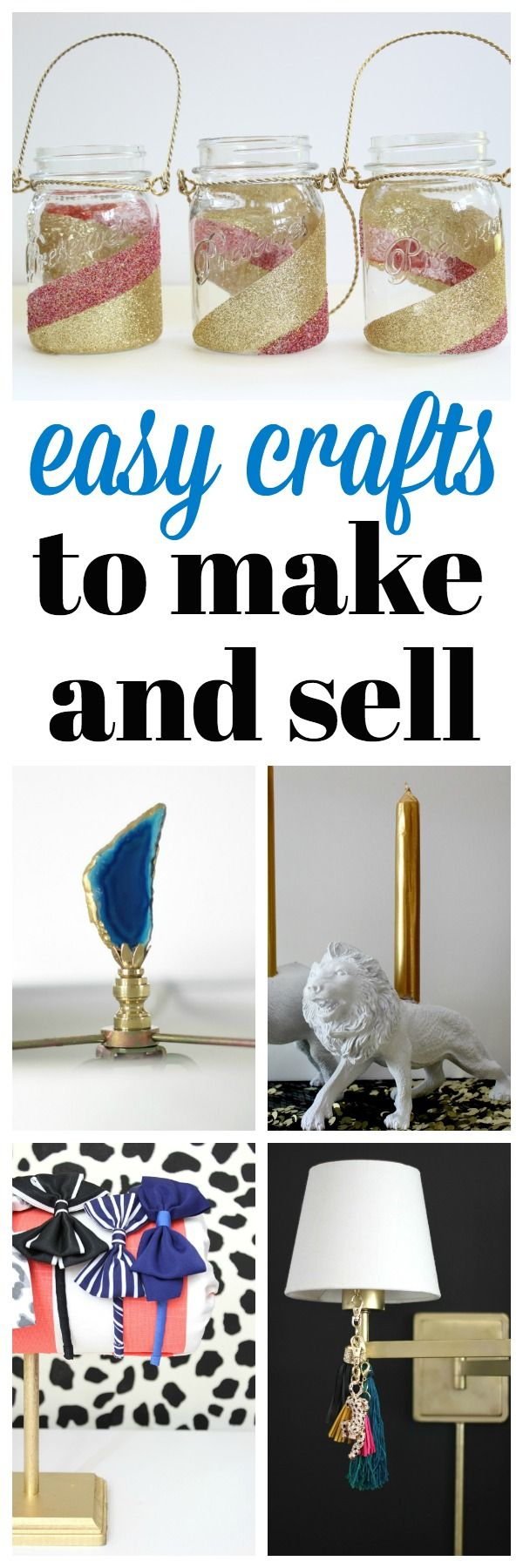 Easy Crafts to Make and Sell Christmas crafts to sell