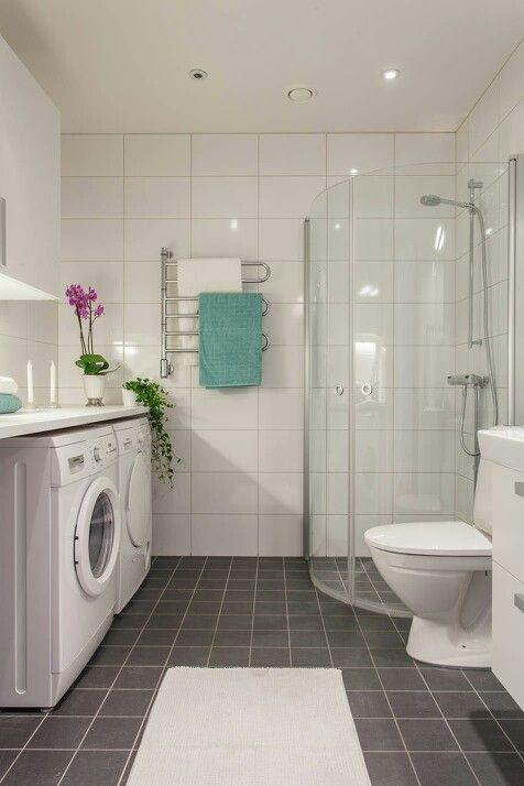 Bathroom Diseno De Lavadero Bano De Lavanderia Diseno Banos