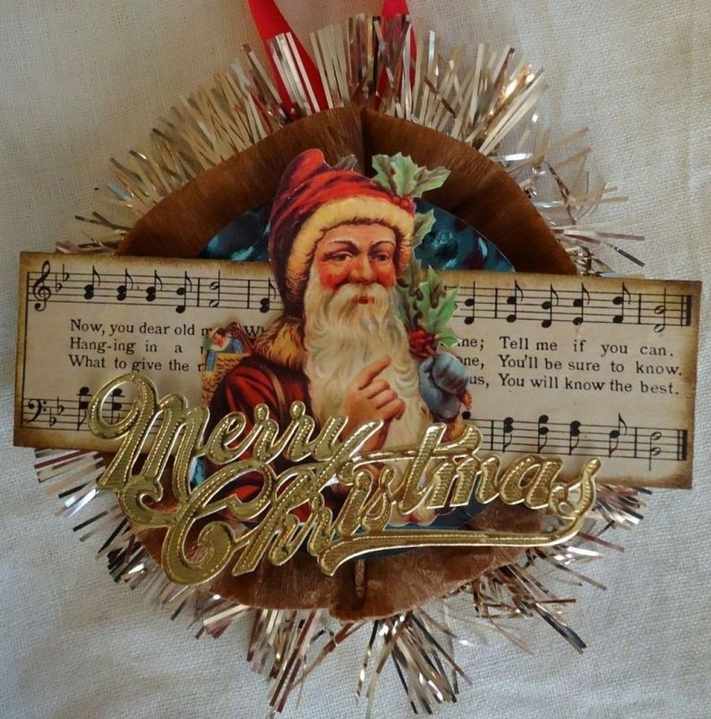 50 Amazing Vintage Christmas Ornament Ideas | Christmas ...