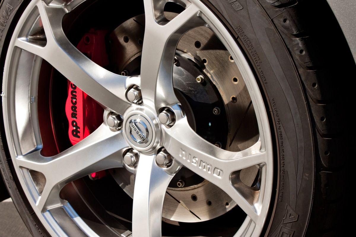 Nismo 370Z STILLENIZED!!! | STILLEN Nismo 370Z | Brake parts
