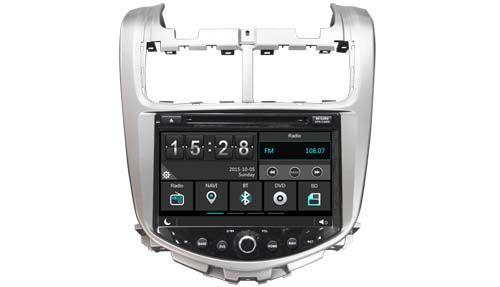 Car Dvd Player For Chevrolet Aveo 2011 2012 2013 2014 2015 2016 Wince 6 0 256mb Ram Dvr 3g Wifi Tpms Gps Navi Radio Car Dvd Players Chevrolet Aveo Car