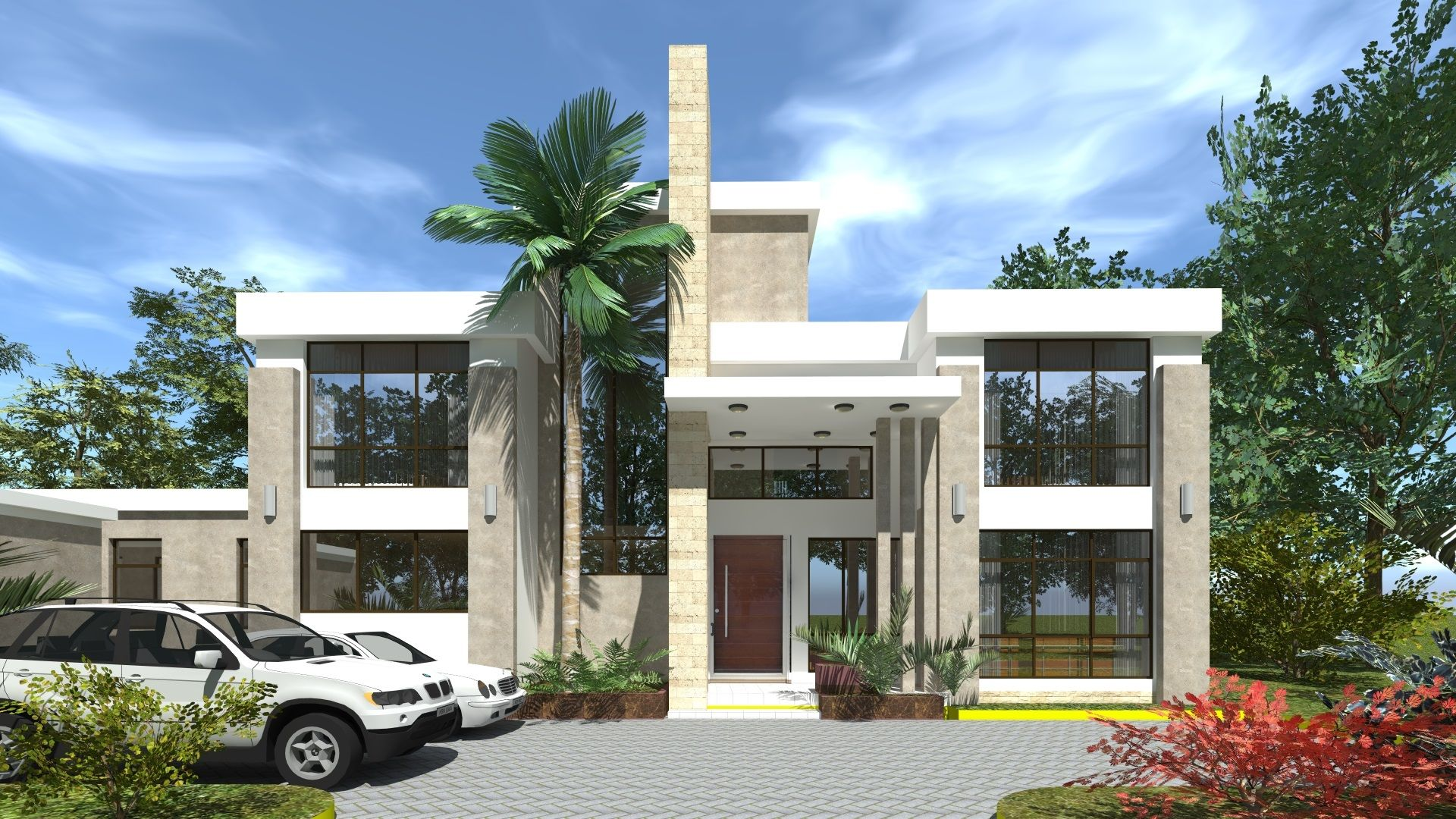 Proposed town houses hardy karen architecture beglinwoods residentialhouses moderndesigns townhouses nairobi kenya