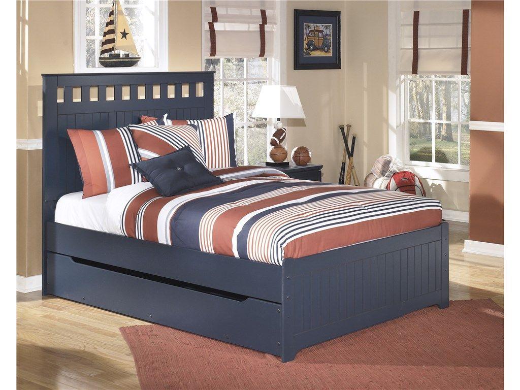 SIGND2OPENOBED12630 Signature Designs Bedroom IKidz Full Bed   Walker  Furniture   Las Vegas, Nevada