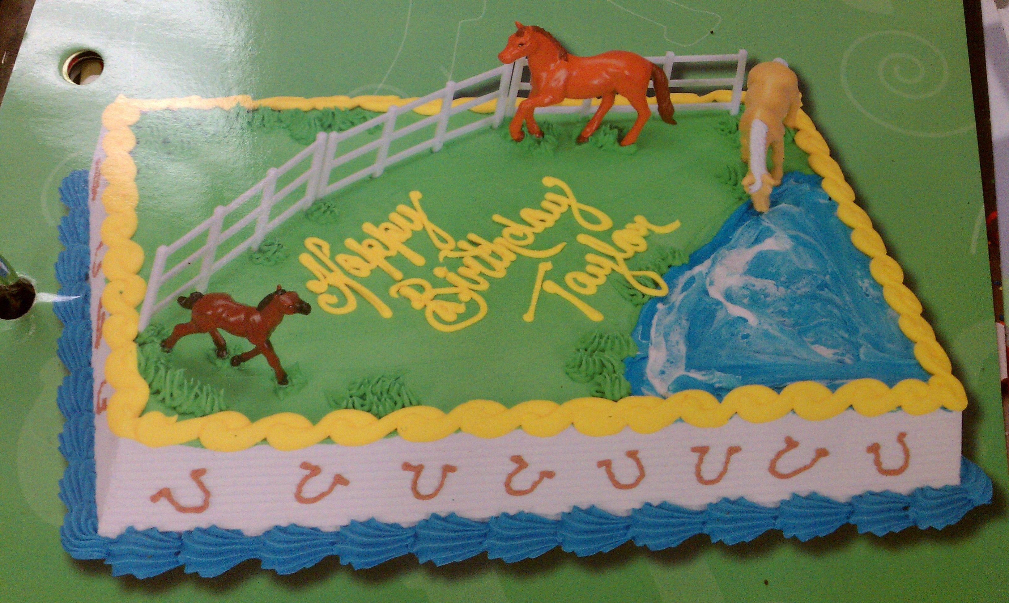 Horse Cakes Hannafordhorsecake Balloon Birthday Cakes Birthday Cake Models Soccer Birthday Cakes