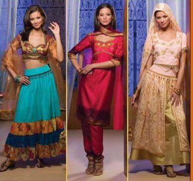 Pakistani/Indian SEW PATTERN Choli/Salwar Kameez/Kurta | Sew pattern ...