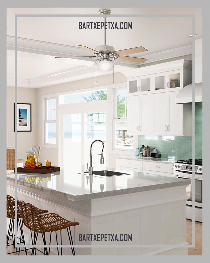 Kitchen Ceiling Fans Kitchen Ceiling Fans Have Been Around For