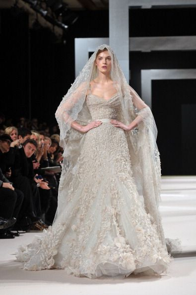 over the top wedding dresses these over the top elie saab dresses would
