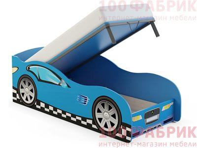 Кровать-машина с под. механизмом 10 - купить в интернет-магазине «100ФАБРИК»