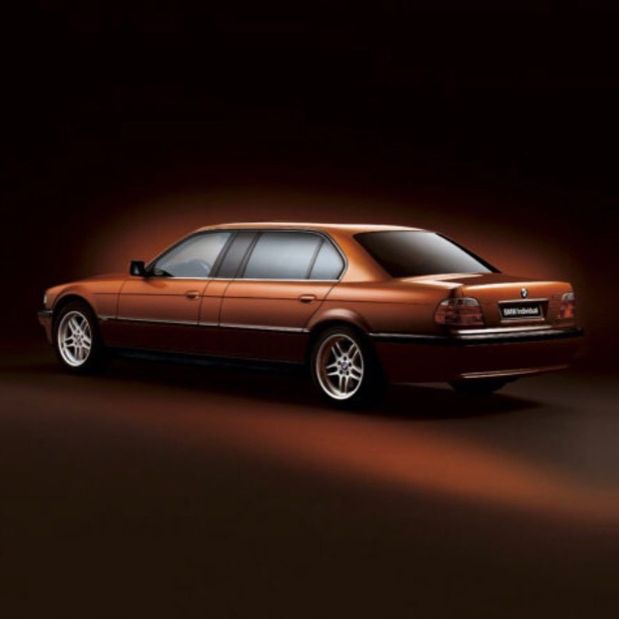 Bmw 750 Il L7 Individual By Karl Lagerfeld Good Buy Of Our King
