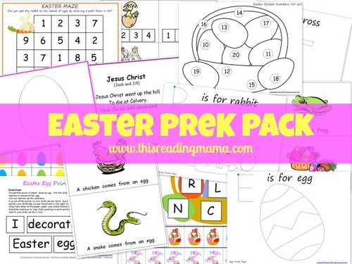 1000+ images about Easter worksheets on Pinterest | Easter ...