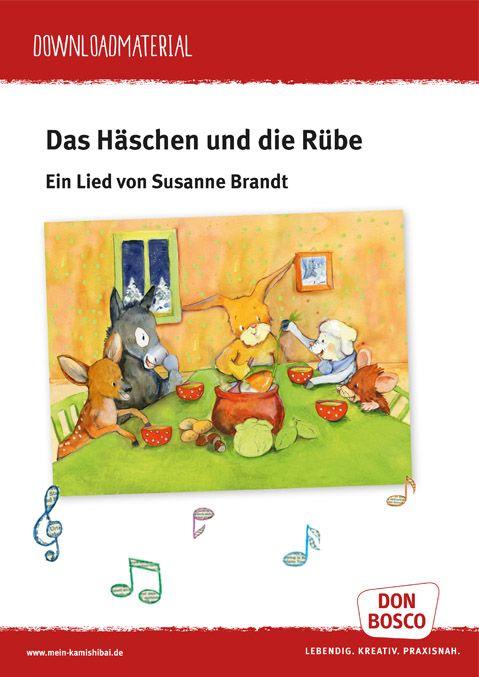 Download Das Haschen Und Die Rube Kamishibai Haschen Ruben Kinder