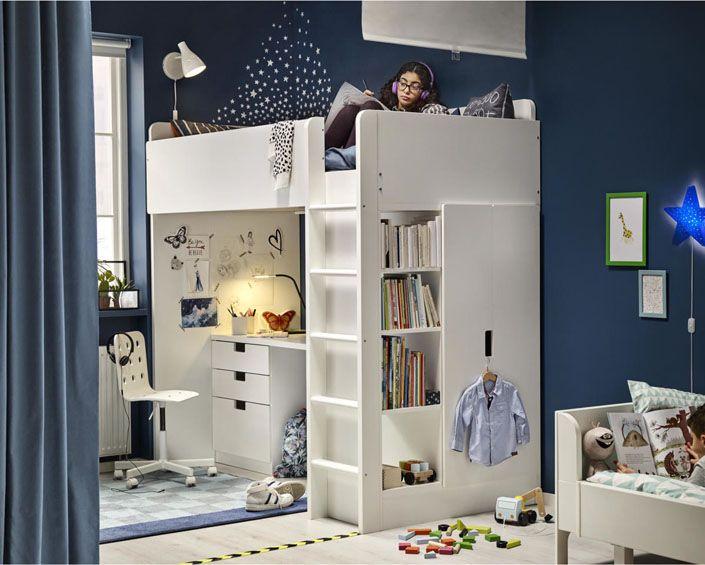 Nuevo catalogo ikea 2018: habitaciones infantiles | Decoration ...