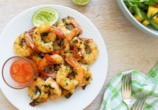 A tasty prawn entree seafood pinterest entrees tasty and food forumfinder Images