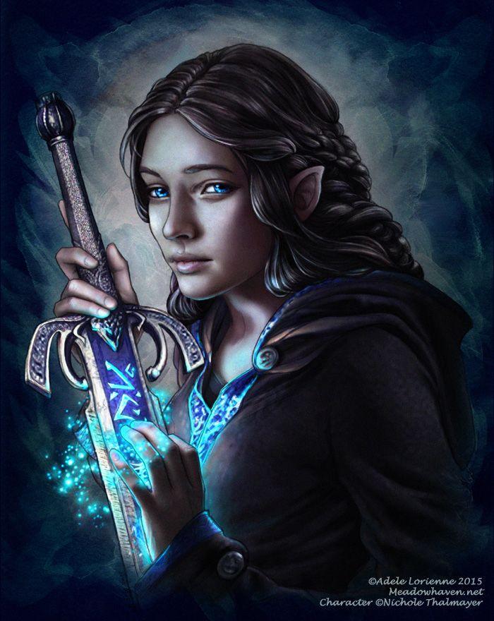 Octavia by Saimain