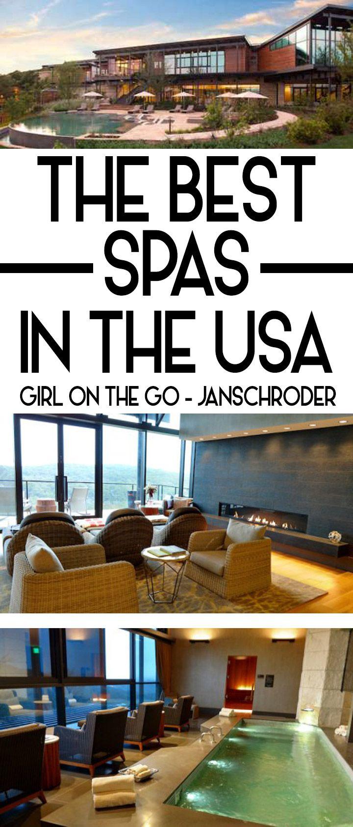 Best Spas In The Us Loma De Vida Spa Wellness At La Cantera Usa Travel Destinations Us Travel Destinations Best Spa