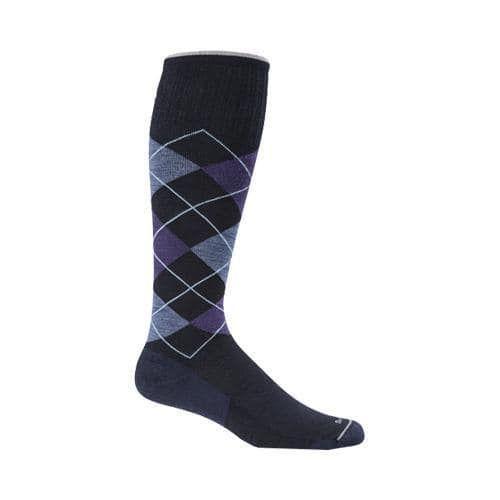 Men's Sockwell Argyle Graduated Compression Sock